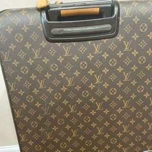LV pegase legere 55 suitcase
